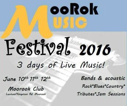 MOOROK 2016 – Sunday Sessions