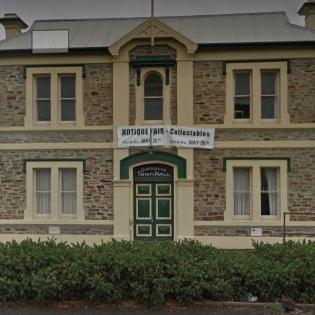 GIB Crawl #1 – Gumeracha Town Hall