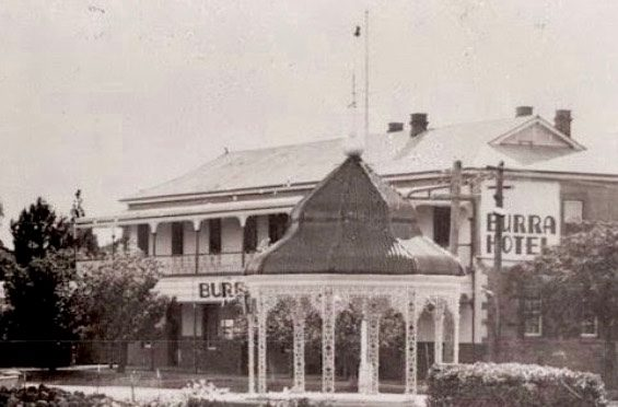The Burra Hotel