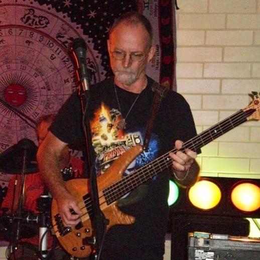 Dave Redhead - Bass Guitar